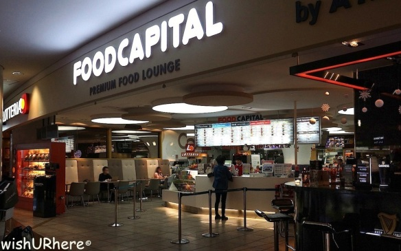 FoodCapital Seoul Airport