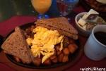 Holiday Inn Charlottesville-Breakfast