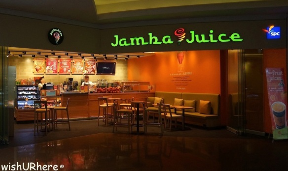 Jamba Juice Seoul Airport