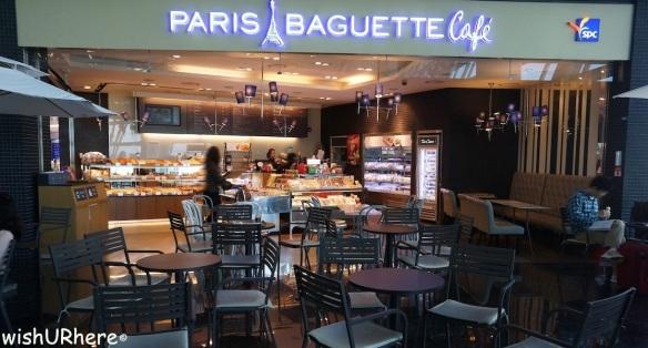 Paris Baguette Seoul Airport