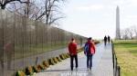 Vietnam Veterans Memorial Wall Washington
