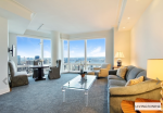 80 Columbus Circle Living Room