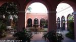 A Courtyard in Charleston