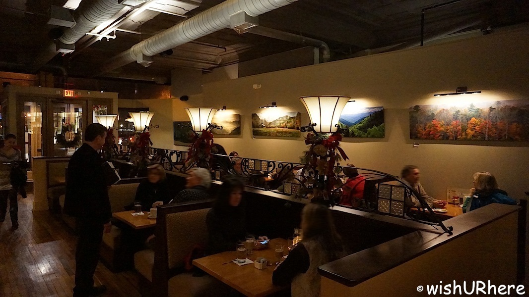 Chestnut Restaurant Asheville Menu