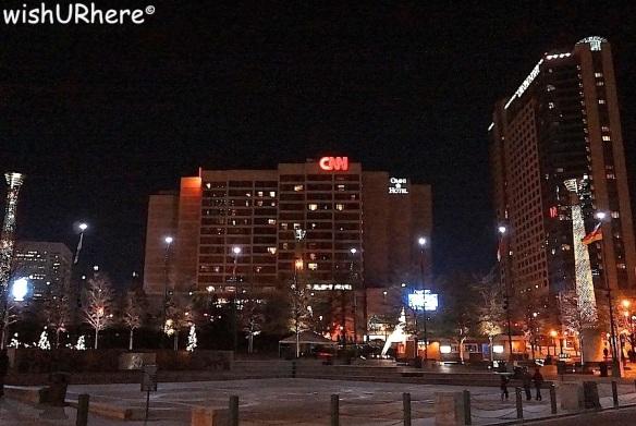 CNN Center Atlanta