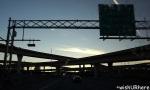 Driving into Atlanta GA