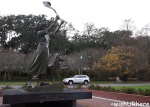 The Waving Girl Statue Savannah 1