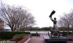 The Waving Girl Statue Savannah 2