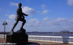 Gen George Rogers Clark Statue