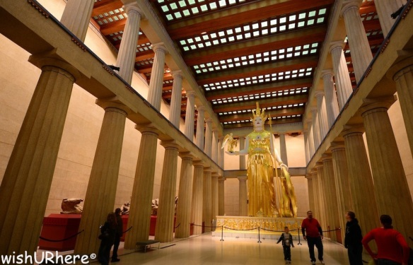 The Parthenon Tennessee USA