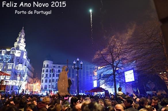 New Year 2015 Porto