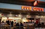 Five Guys IAD