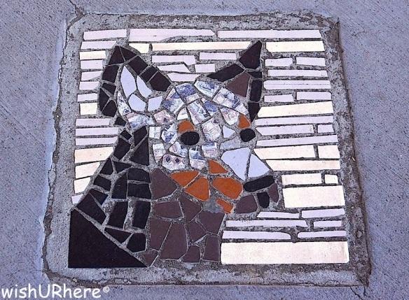 Gloucester Walkway Mosaic Art