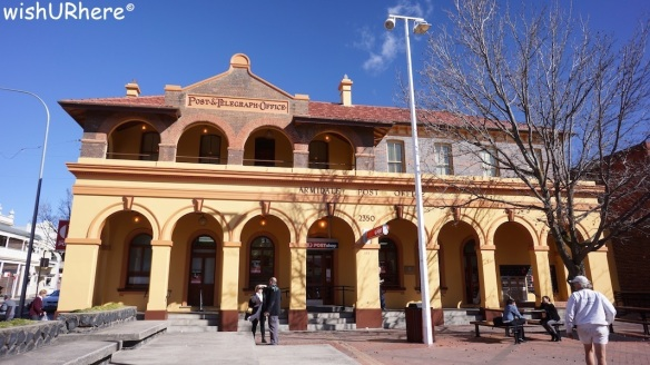 Armidale Post Office