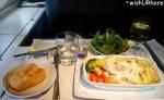 Prawn, Nile Perch, Scallop with Pasta