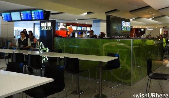 Sumo Salad Sydney Airport 2