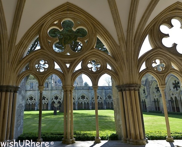 Salisbury Cathedral Cloister