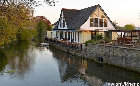 The Boat House Salisbury
