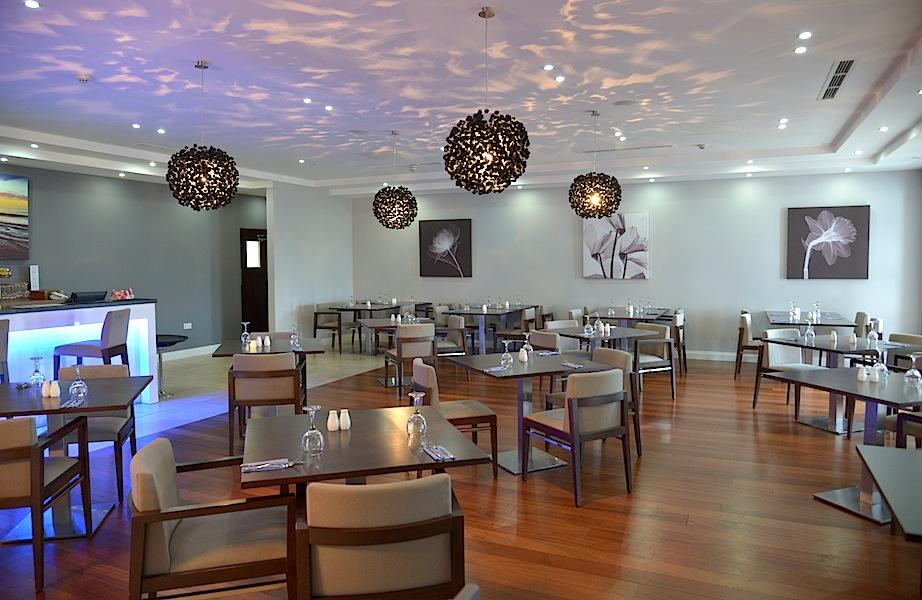 Riviera Hotel Weymouth Restaurant Menu