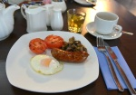 The Riviera Hotel Weymouth Breakfast