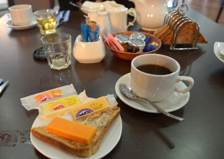 The Riviera Hotel Weymouth Breakfast