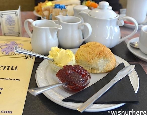 Devonshire Cream Tea