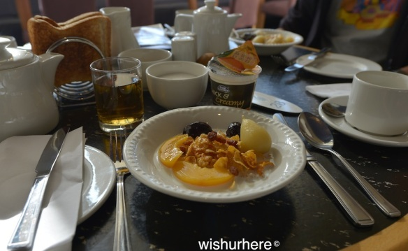China Fleet Country Club Breakfast