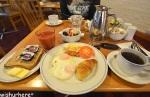 Legacy hotel Breakfast