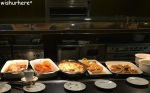 Legacy hotel Dinner