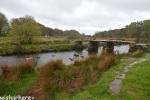 The Clapper Bridge Dartmoor