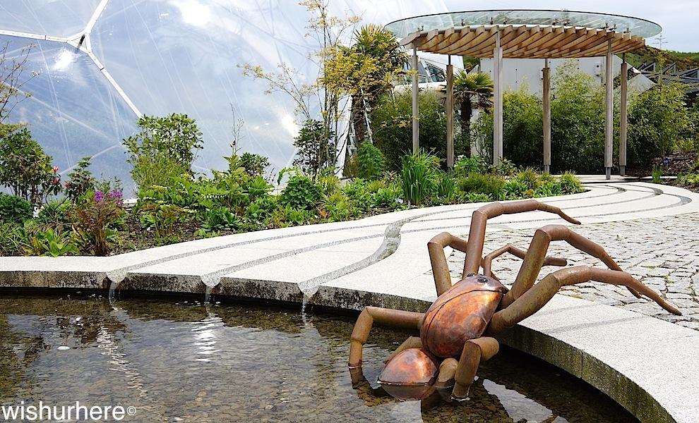 Eden Project Art Sculptures Wishurhere