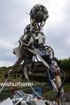 Eden Project Art Sculpture