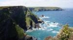 North Cliff Cornwall