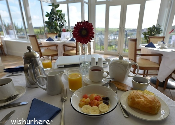 Porth Veor Hotel Breakfast