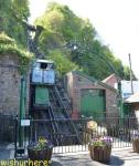 Lynton Cliff Rail