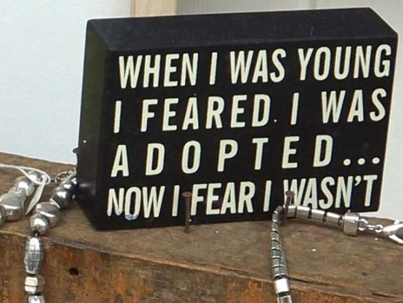Were You Adopted