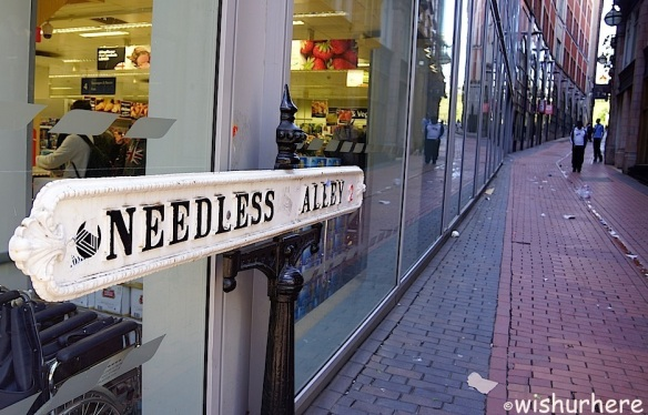 Neddless Alley
