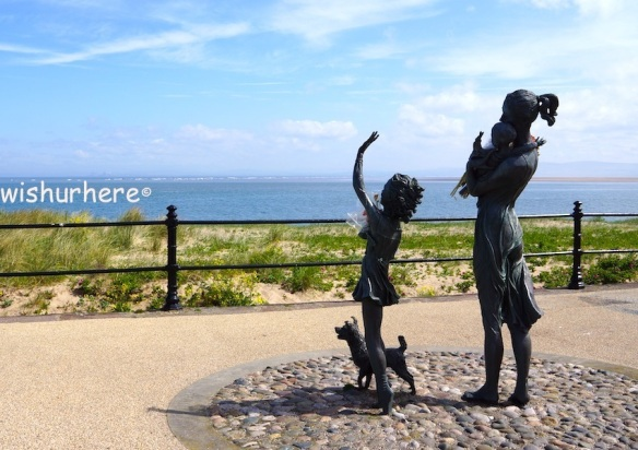 Fleetwood Welcome Home Statue