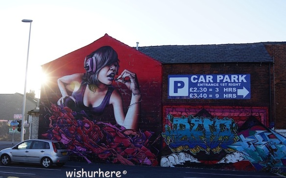 Graffiti Art Blackpool