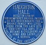 Haughton Hall