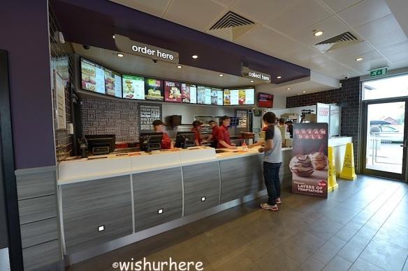 KFC Oswestry