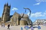 St John Square Blackpool (The Wave)