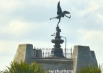 Statue of Eros Fleetwood