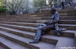 Thomas Attwood Statue