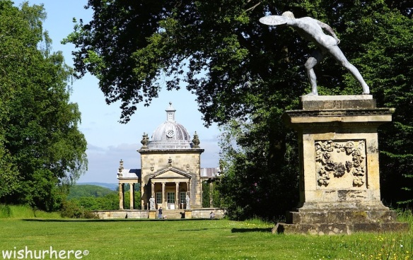 Castle Howard Garden