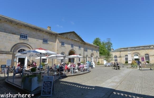 Courtyard Cafe Castle Howard