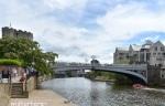 Lendal Bridge River Ouse York UK
