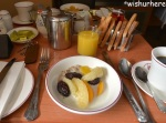 Newington Hotel Breakfast