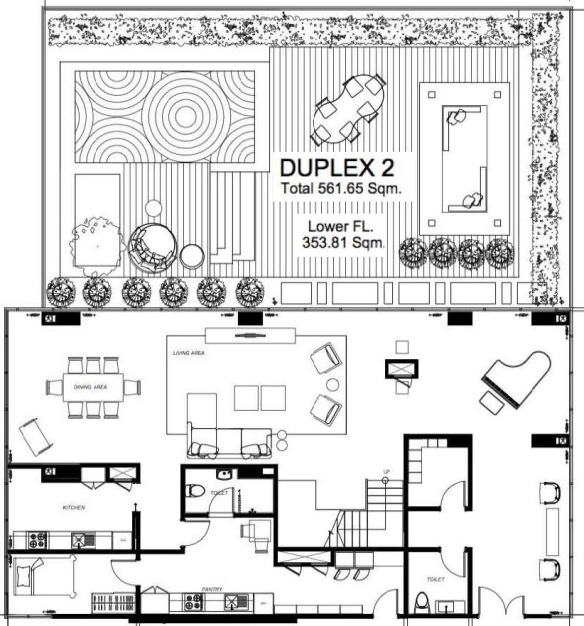 Duplex 2- Lower
