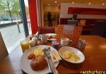 Holiday Express Leeds Breakfast